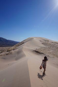 kelso sand dunes mojave preserve mojave desert.