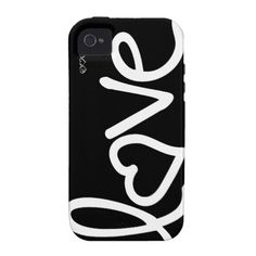 love Case-Mate iPhone 4 cases