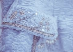 En backstage du défilé Dior haute couture automne-hiver 2014-2015
