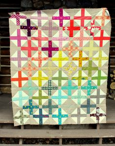 Diary of a Quilter - a quilt blog: Sewing in the Mountains