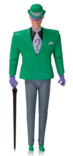 Batman The Animated Series figurine The Riddler DC Collectibles