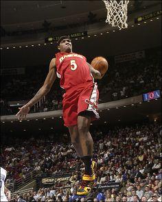 Josh Smith Josh Smith, Atlanta Hawks, Nba, Basketball, Action, Group Action, Netball