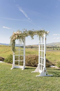 French door ceremony