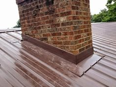 chimney flashing metal roof - Metal Roof Flashing
