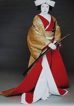 National Living Treasure of Japan, BANDO Tamasaburo, Kabuki actor