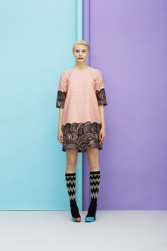 Uimahyppy dress by Mai Ohta & Larus knee socks.