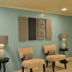 fabric wall panels design ideas pictures remodel and decor page 2 - Fabric Wall Panels