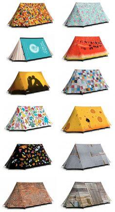 Alle kampeermiddelen zijn welkom!