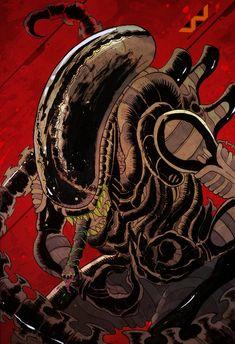 Alien by Devin Kraft