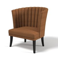 3D Chair Chamber Troscan Model - 3D Model