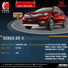 #Upcoming #Car  #Honda #BRV