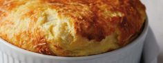 Gruyere Cheese Souffle' - Food So Good Mall Cheese Souffle, Souffle Dish, Souffle Recipes, Gruyere Cheese, Pasta Choux, Classic French Dishes, French Food, Yummy Treats, Yummy Food