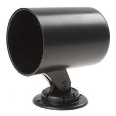 "New 52mm 2"" Auto Car Gauge Cup Holder Pod Black Universal Car Instrument Mount"