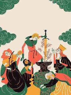 Energia tropicale e riscoperta delle tradizioni tribali: André Ducci - Picame Storyboard, Illustrations, Art Drawings, Digital Art, Behance, Comics, Gallery, Creative, Movie Posters