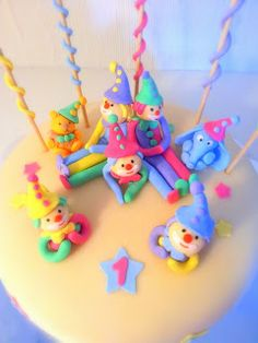 Babys 1 birthday cake!