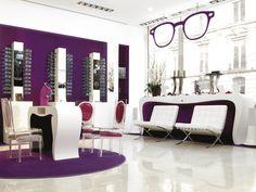Les Plus Belles Lunettes   Marseille · Office Space DecorOffice Spaces Optometry ...