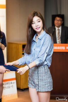 Girl's Day Sojin fashion