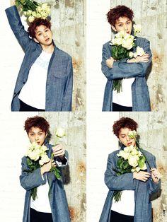 Jun Hyung - Ceci Magazine March Issue '14