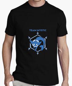 1202284d T-shirt Pokémon Vaporen Team Mystic #PokemonGo T Shirt Pokemon, Pokemon Go,