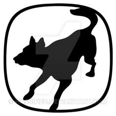#Service #Canine #Emblem Outline by https://www.facebook.com/scott.hassler.art | Custom SVG / Vector File Downloads #svgfile #svg #cricut #silhouette #craft #scrapbooking #vector #design #tattoo #printable #cutter #vinyl #graphic
