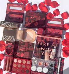 Valentine's Day came early this year! ❤️ this collection was made with love ❤️ Vegan Beauty, Organic Beauty, Cruelty Free, My Girl, Valentines Day, Collection, Instagram, Valentine's Day Diy, Valentine Words