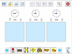 Produced by the Down's Syndrome Association. Free picture schedule educational software