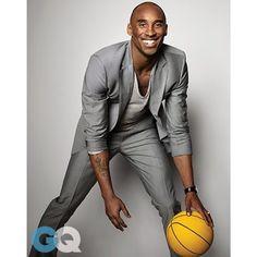 «Kobe x @GQ»