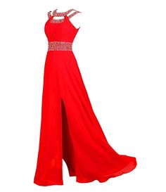 MISSYDRESS Beaded Bridesmaid Evening Party Prom Chiffon Gown Dress15 ^^ Quickly view this special  product, click the image : Bridesmaid Dresses