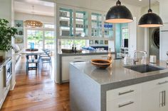 House of Turquoise: Willey Design | kitchen