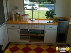 2014 - 7.5' x 18' Food Concession Trailer | kitchen trailer for Sale in Illinois