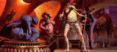 Freak Show, Star Wars, Ralph McQuarrie