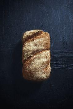 St[v]ory z kuchyne | Wholegrain Bread with Seeds
