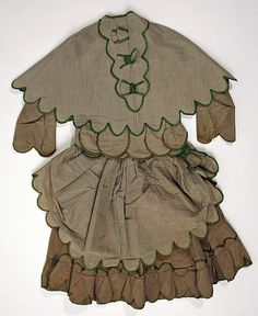 Dress (image 2 - back)   American   1875   silk   Metropolitan Museum of Art   Accession #:  C.I.59.13.2a–d
