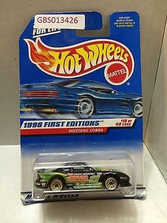 (TAS030932) - Mattel Hot Wheels Car -Mustang Cobra