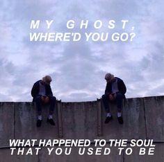 halsey ghost lyrics - Google Search