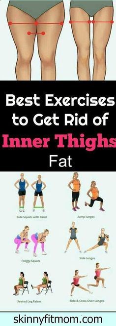 8 Exercise That Will Burn Inner Thigh Fat, These exercises will help you to get rid fat below body and burn the upper and inner thigh fat Fast. by eva.ritz