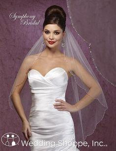 Symphony Bridal Veils 6019VL ($51.30 with discount)