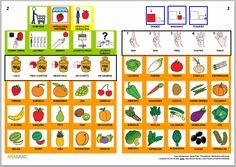 MATERIALES - Libros de Comunicación Aumentativa y Alternativa: Libro de tiendas 2. http://arasaac.org/materiales.php?id_material=553
