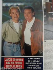SCARCE MAG - LYNN REDGRAVE - JASON DONOVAN and his dad - JOHN HURT in Books, Comics & Magazines, Magazines, Other Magazines | eBay