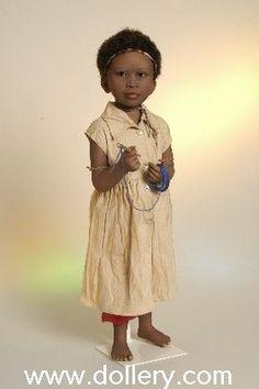 Naa (by Bets van Boxel) 2010 Midyear Boxel dolls