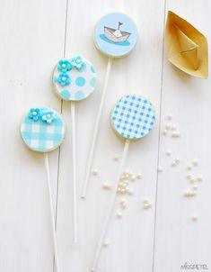 MISSPETEL: After Party Cookie pops