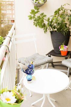 Outdoor Coussin Vert 47 cm Daisy Flower Multi Jardin pour Dehors