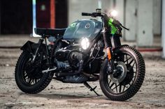 Svako Motorcycles Turns This BMW R100 Into an Apocalyptic Cafe Racer | Highsnobiety