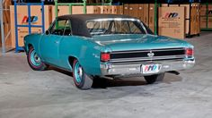 1967 Chevy Chevelle - The AMD Chevelle - Super Chevy Magazine Chevy Chevelle Ss, Chevy Ss, Chevy Nomad, Chevrolet Ss, Super Chevy Magazine, Pontiac Gto, American Muscle Cars, Hot Cars, Dream Cars