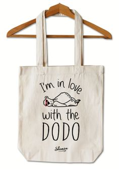 """Tote Bag """"Dodo"""""""