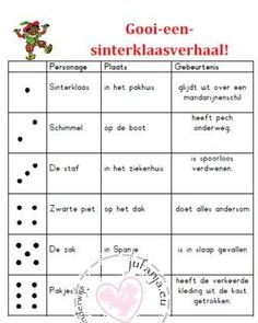 Een stelles over sinterklaas is helemaal geweldig met deze 'gooi-een-sinterklaasverhaal' spel. Dutch Language, Holiday Games, Kids Daycare, Bible Activities, Yoga For Kids, Class Projects, Too Cool For School, Fun At Work, My Teacher