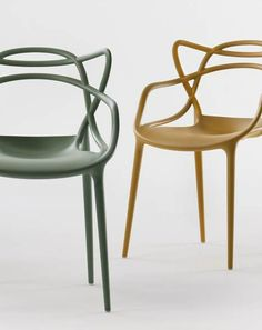 Masters Chair, Philippe Starck for Kartell