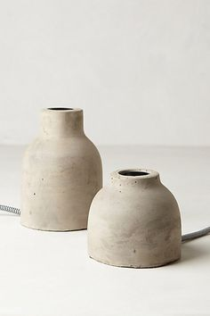 Paved Vase Lamp Base - anthropologie.com