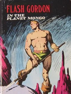 Flash Gordon in the Planet Mongo
