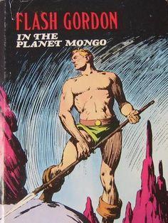 Flash Gordon in the Planet Mongo